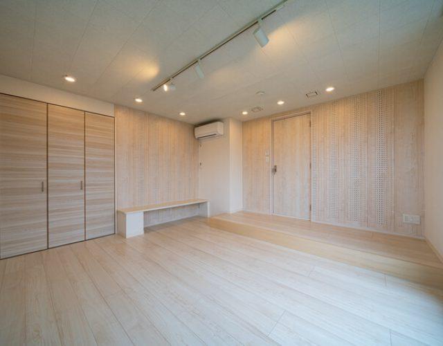 防音室 10m以上ある換気ダクトで換気口からの音漏れもありません。