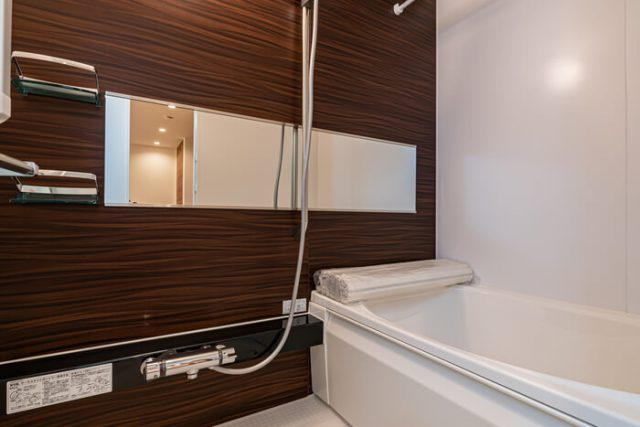 バスルーム 浴室乾燥機付き